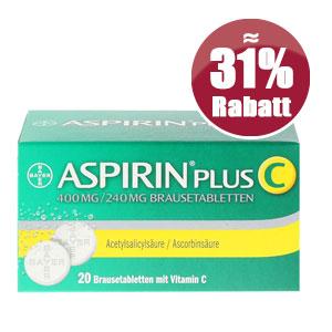 Die Stadt Apotheken Dresden - Aspirin Plus C Rabatt