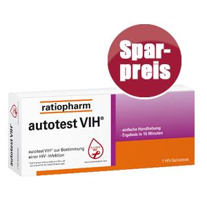 Die StadtApotheken Dresden - HIV Test Rabatt