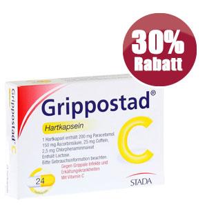 Die StadtApotheken Dresden - Grippostad C