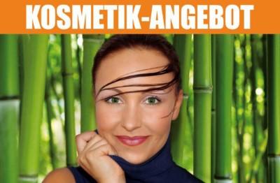 Kosmetik Aktion StadtApotheken Dresden