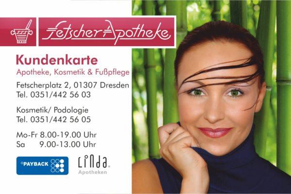 kundenkarte StadtApotheke Dresden