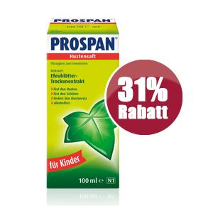 Die StadtApotheken Dresden - Prospan Rabatt