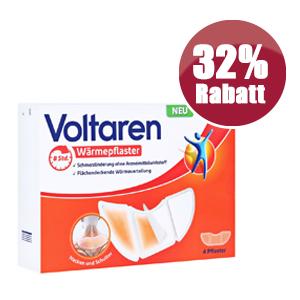 Die StadtApotheken Dresden - Voltaren Wärmepflaster Rabatt